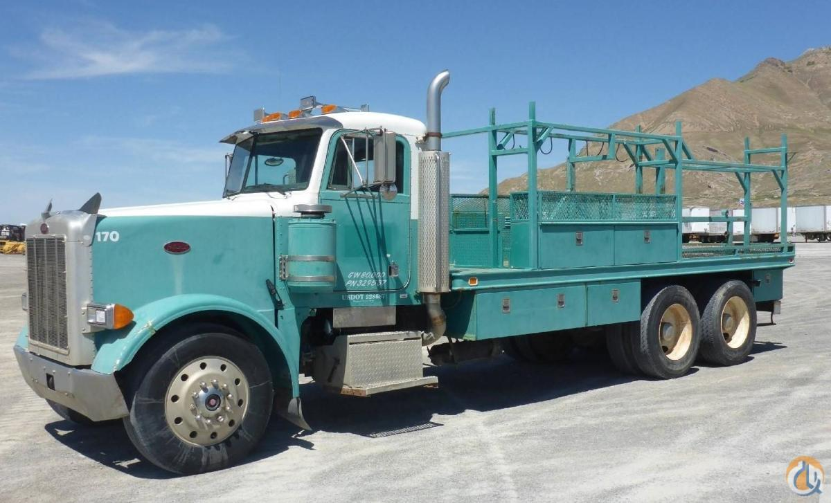 1993 Peterbilt 378 Service  Utility Trucks PETERBILT 378 Equipment Sales Inc. 18221 on CraneNetwork.com